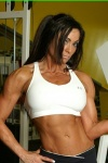 Girl with muscle - Maria Morrone