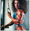 Girl with muscle - Michelle Andrea