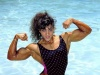 Girl with muscle - Giselle Sass