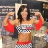 Girl with muscle - Karen Zaremba