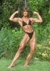 Girl with muscle - Dominique Darde
