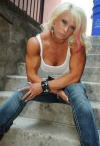 Girl with muscle - Jolynn Shane