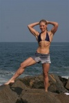 Girl with muscle - Natalie Barnett
