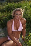 Girl with muscle - Carmen Knights