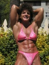 Girl with muscle - Danet Seely