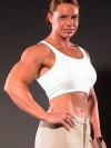 Girl with muscle - Petra Enderborn
