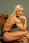Girl with muscle - sif gardarsdottir