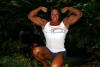Girl with muscle - Candy Canary
