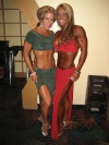 Girl with muscle - Monica Brant / Amanda Savell
