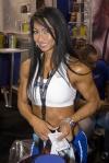 Girl with muscle - Ann Pratt
