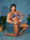Girl with muscle - Bonny Priest