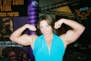 Girl with muscle - Tonia Williams