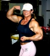 Girl with muscle - elena seiple