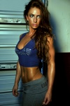 Girl with muscle - Ashley Cooper