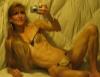 Girl with muscle - Veronica Valentyne
