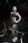 Girl with muscle - Ashley Lemmons