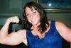 Girl with muscle - Sarah Dunlap