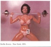 Girl with muscle - Kellie Everts