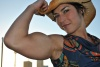 Girl with muscle - Kortney Olson aka KO