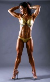 Girl with muscle - Cindy Ellis