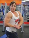 Girl with muscle - Lisa Bailey