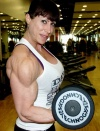 Girl with muscle - Barbara Carita