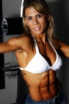 Girl with muscle - Vanessa Oliveira