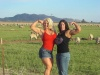 Girl with muscle - Melissa Dettwiller / Angela Salvagno