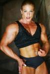 Girl with muscle - Dana Capobianco