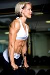 Girl with muscle - Emma Kallio