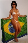 Girl with muscle - Simone Pires