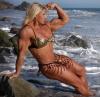 Girl with muscle - Nikki Fuller