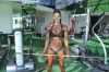 Girl with muscle - Raquel Hernandez Olmo