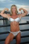 Girl with muscle - Sherri Gray