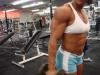 Girl with muscle - Mimi Jabalee