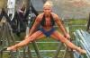 Girl with muscle - Tanja Fogtmann