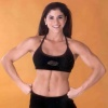 Girl with muscle - Michelle Marciante