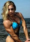 Girl with muscle - Maria-Angela Picardi