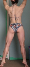 Girl with muscle - heidismommy