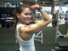 Girl with muscle - Desi Fatimah