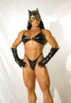 Girl with muscle - Monica Martin