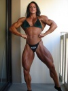 Girl with muscle - Mimi Jabalee