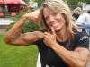 Girl with muscle - katarina tomasova-bodova