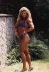 Girl with muscle - Anne Klepacki