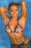 Girl with muscle - Anna Merchan Level