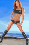 Girl with muscle - tracy simonsen