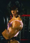 Girl with muscle - Theresa Summers