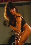 Girl with muscle - Sherilyn Godreau