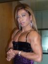 Girl with muscle - Vivi Lukvi