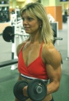 Girl with muscle - Kelly Kuus